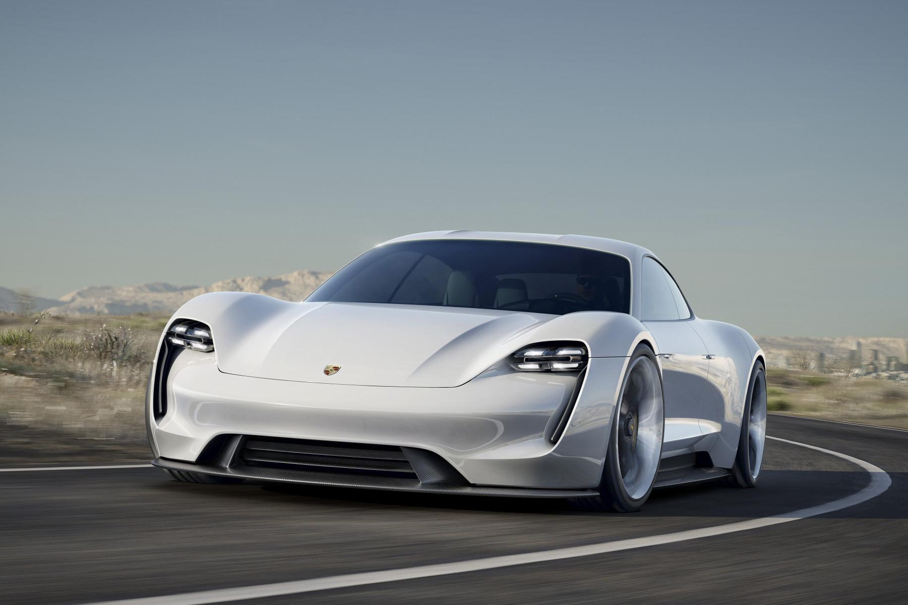 Porsche's long-awaited EV now has a name