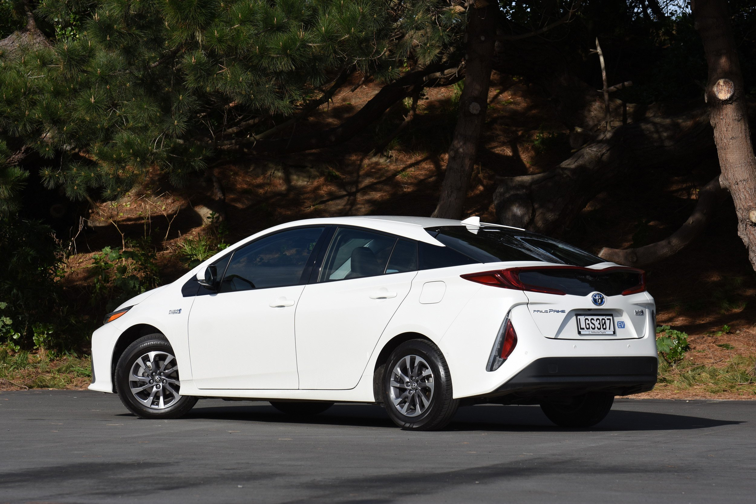 A PHEV like no other