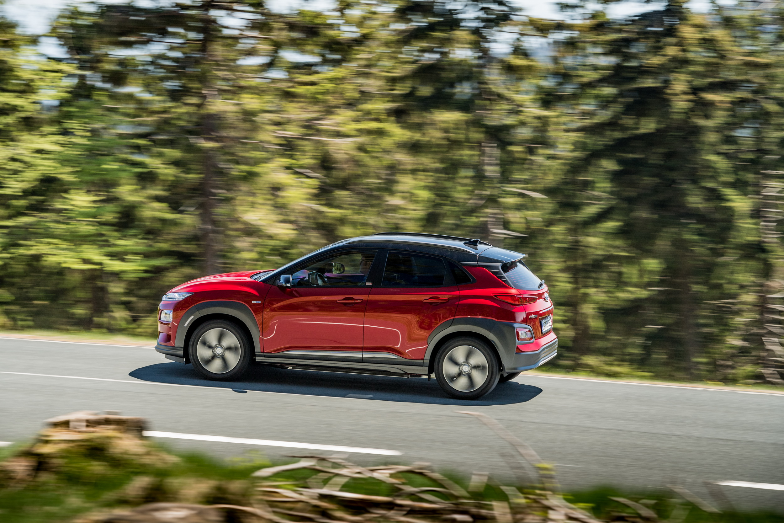 Hyundai Kona Electric a total power trip