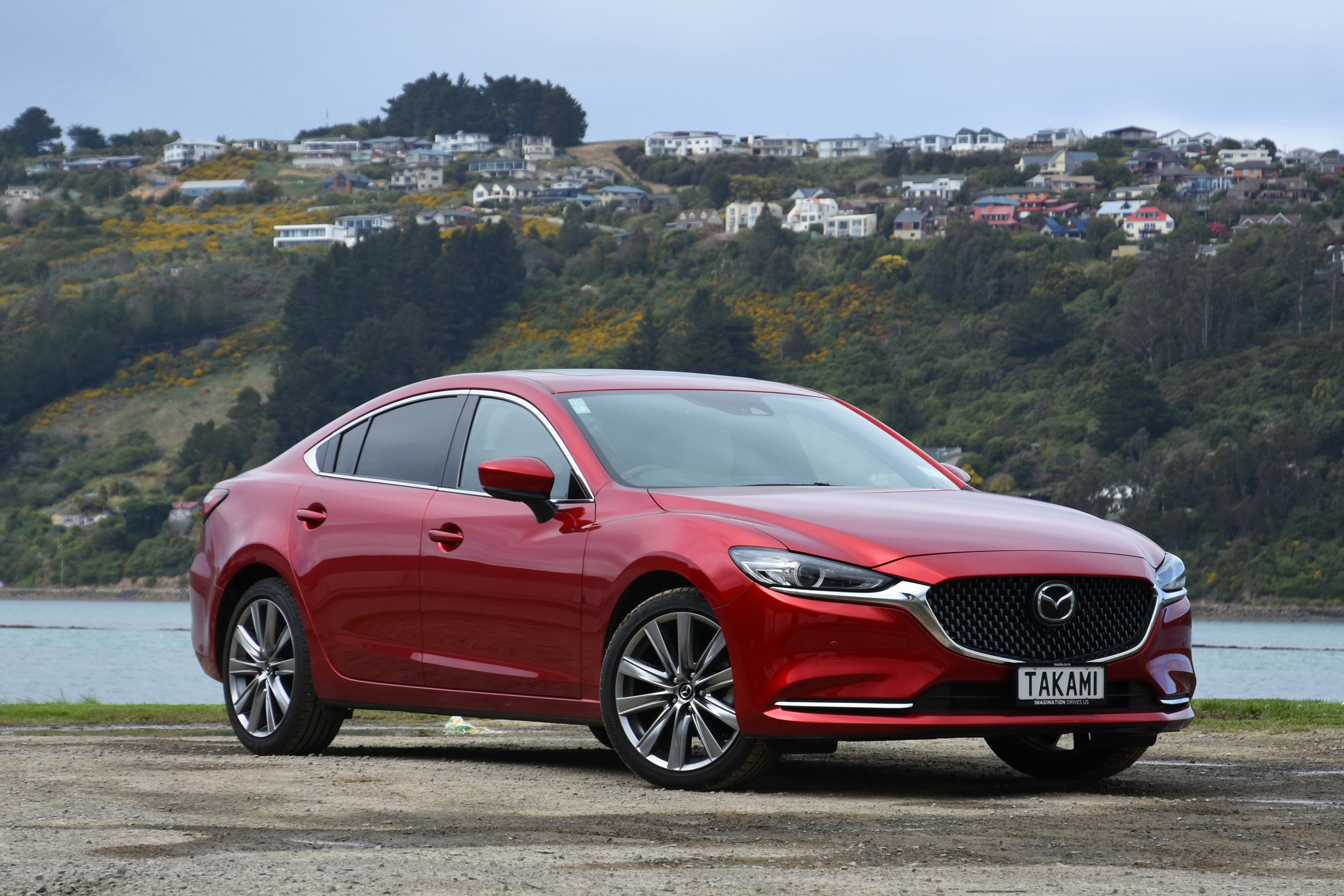 Mazda6 goes 'to a higher level'
