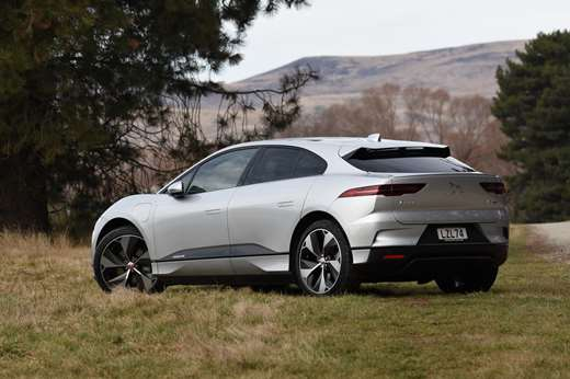 I-Pace scoops NZ award