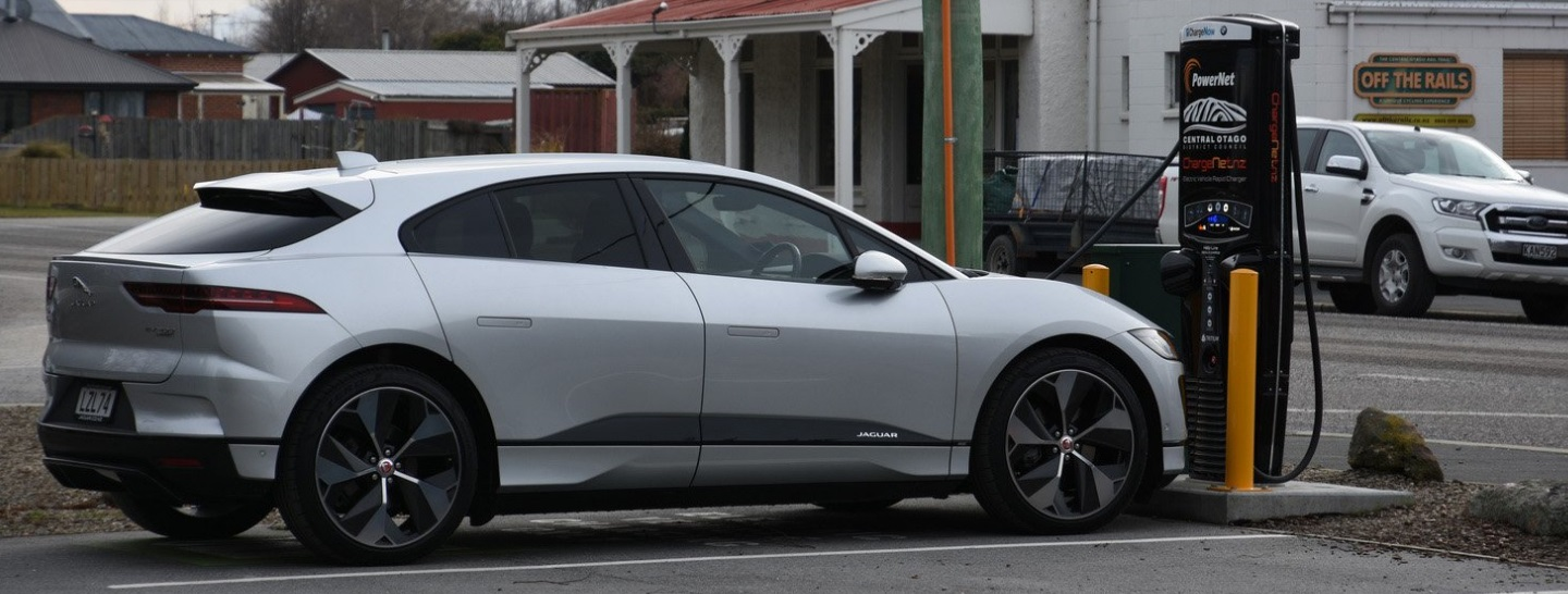 Jaguar's all-electric I-Pace has been named as the 2019 New Zealand Car of the Year.