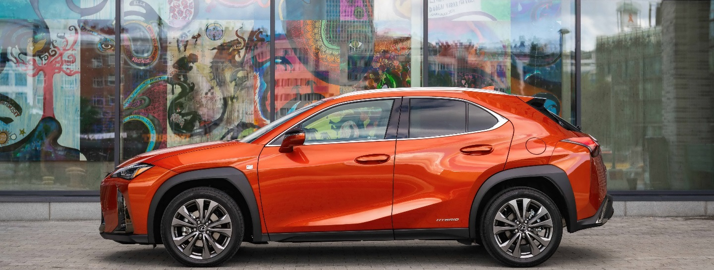 Lexus has moved into the compact SUV space with its UX model. Richard Bosselman puts the hybrid version through its paces.