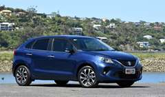 New Baleno the best possible update