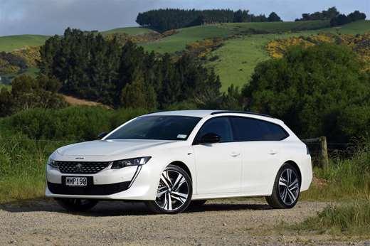 Peugeot Sportwagon hits the mark