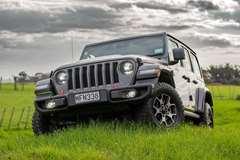 Jeep sticking to formula