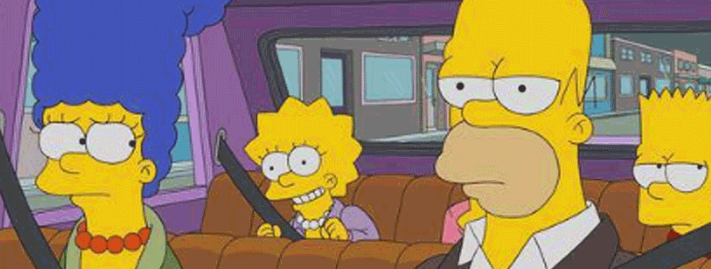 Homer Simpson's driver's licence reveals his real age -
