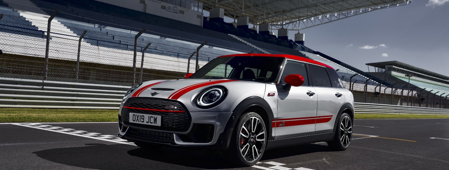 The new Mini Clubman JCW is seriously bonkers, writes Richard Bosselman.