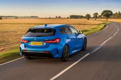BMW hatch goes front-wheel-drive