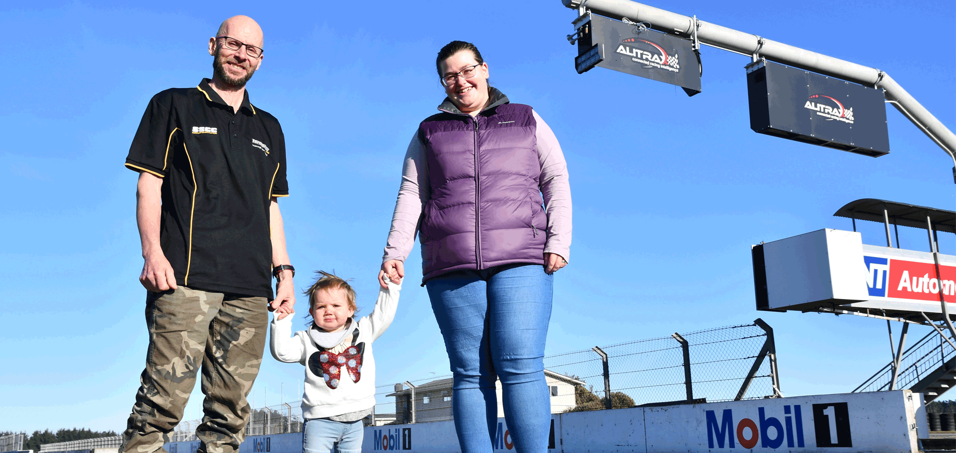 Volunteering In The Genes for Dedicated Southern Racing Fans
