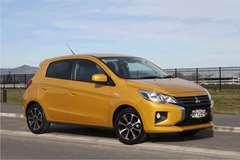 """""""The perfect city runabout"""", Ross Kiddie tries out the Mitsubishi Mirage"""