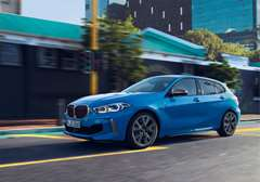 The master of sporting handling, Ross Kiddie tries out the BMW 1 Series 118i