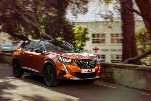 Practicality and panache, Ross Kiddie puts the Peugeot 2008 through its paces