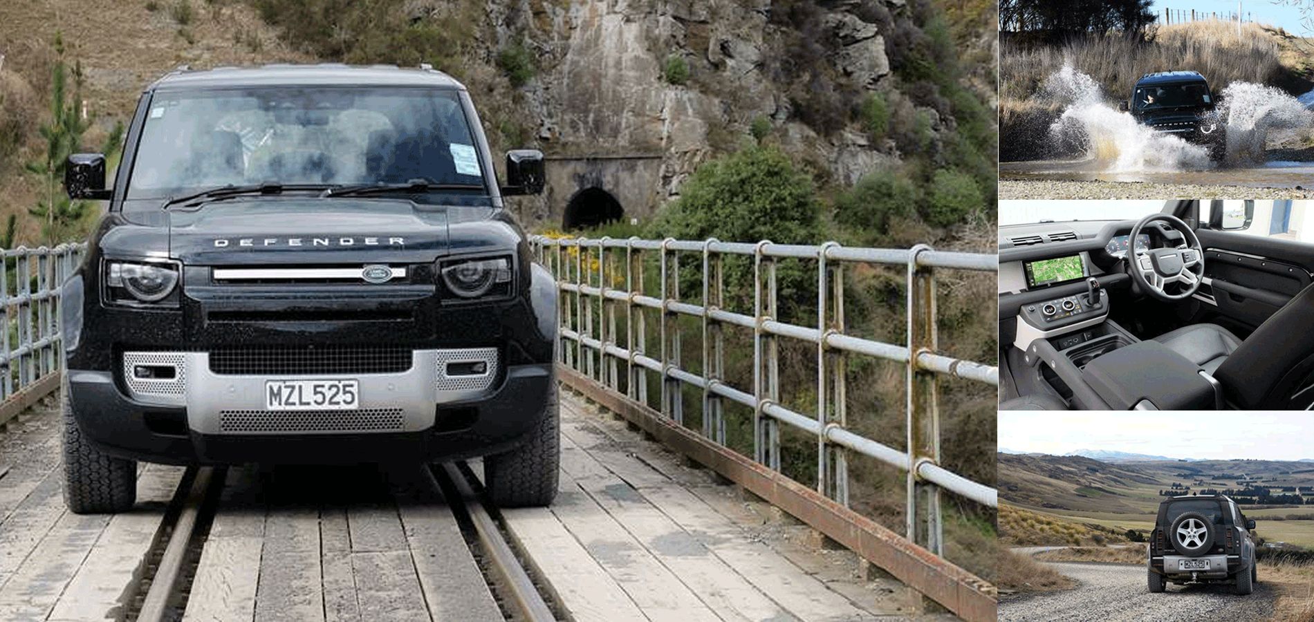 Dignified, Smooth, Exceptional - the all-new Land Rover Defender