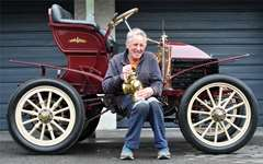 'Grandma' no getaway car but still good for rallies