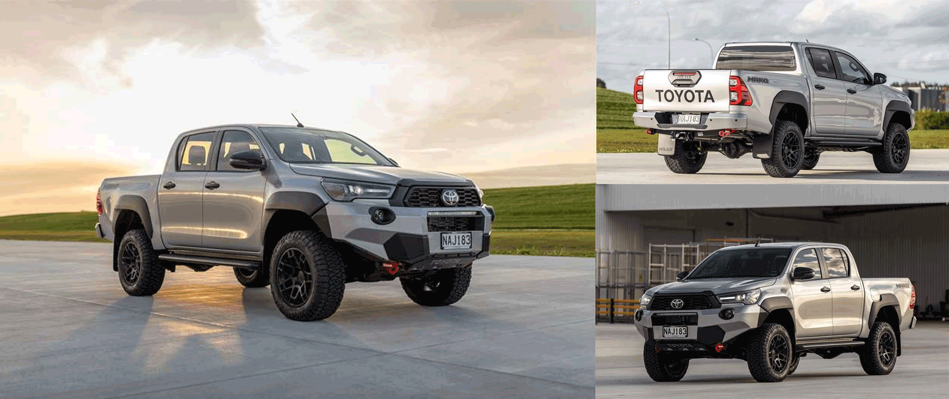Plenty of Bite in Mako - Richard Bossleman checks out this new offering from Toyota