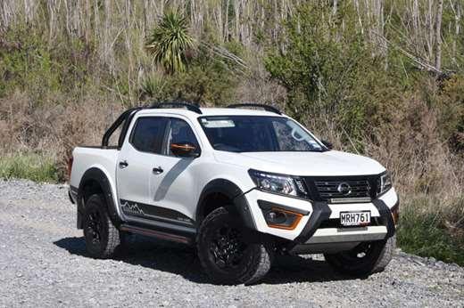 Bold, Brash and Downright Aggresive - The Nissan Navara N-Trek Warrior