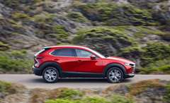 Simply makes you feel special when you inside or driving. Find out why Ross Kiddie loves the Mazda CX-30