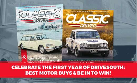 Celebrate Drivesouth Best Motor Buys Birthday & WIN!