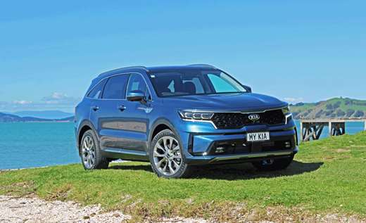 Something Special, check out Ross Kiddie's Review of the Kia Sorento