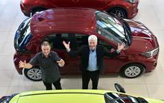 Lengthy careers at car dealer's come to a close for friends