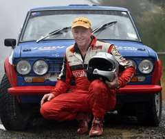 Love affair with rally leads to ... just plain love affair