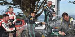 Paddon dominant in claiming eighth title