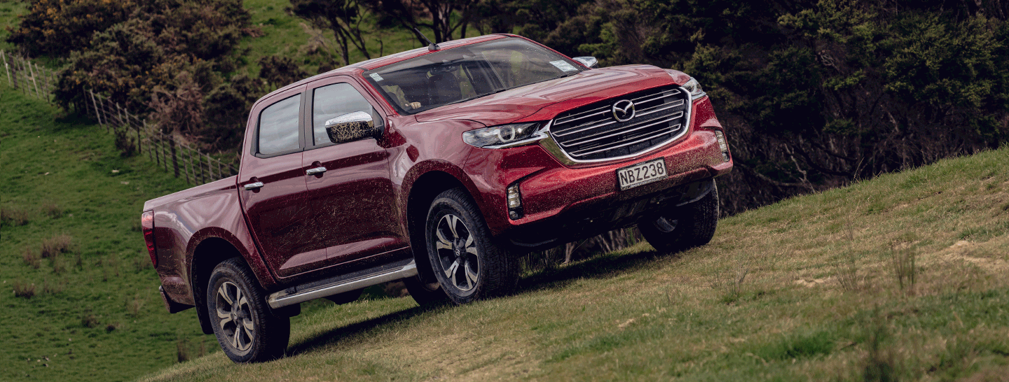 It's all that you could expect from a state-of-the-art ute. Ross Kiddie puts the Mazda BT-50 though its paces.